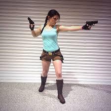 Lara Croft Halloween Costume Oops 31 Millennial Costumes