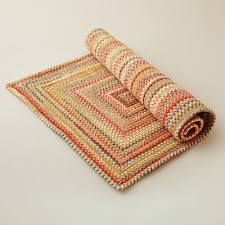 Chenille Braided Rug Cottage Rugs Roselawnlutheran