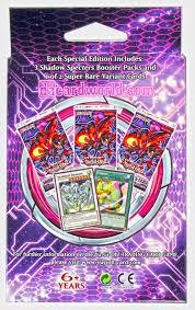 Stardust Dragon Deck List by Konami Yu Gi Oh Shadow Specters Special Edition Deck Da Card World