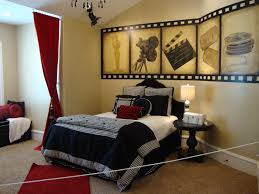Home Cinema Accessories Decor Glitzy Glam Bedroom Movie Themed Room Wall Decor Old Hollywood