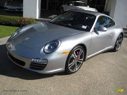 porsche 4s 2011 2011 porsche 911 4s coupe in gt silver metallic 720458