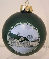 gift shop ornaments skaneateles historical society