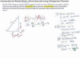 pythagorean theorem worksheet pythagorean theorem maze from