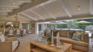 interior decoration for small house vaulted ceilings open floor