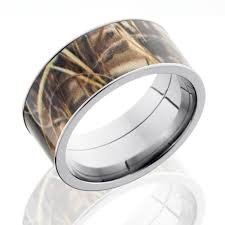 camo wedding rings camo engagement rings realtree camo flat profile ring