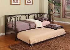 Black Daybed With Trundle Daybed With Trundle Home U0026 Garden Ebay