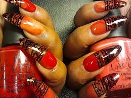 african tribe nail art gallery
