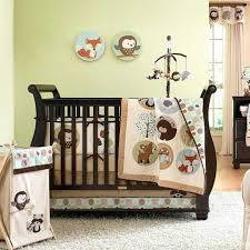 Boy Monkey Crib Bedding Best Decoration Baby Boy Crib Bedding Set Airplanes Of Monkey