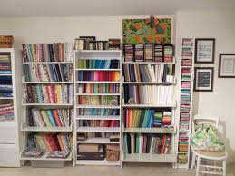 quilt fabric storage solutions walk through the door of my