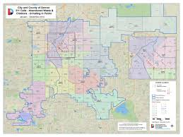 Colorado Fourteeners Map by Denver Human Waste Map Helps Inspire Push For More Public