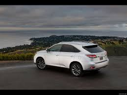 lexus suvs 2013 2013 lexus rx 350 f sport side hd wallpaper 4