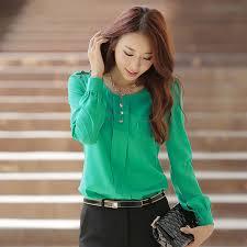 green chiffon blouse green chiffon blouse wholesale k9227 k9227 11 50 yuki