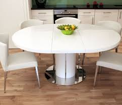 High Gloss Dining Table And Chairs Uncategorized Stunning White Oval Table Dining Table Stunning