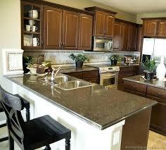 kitchen with island and peninsula peninsula kitchen cabinets white cabinet kitchen with granite