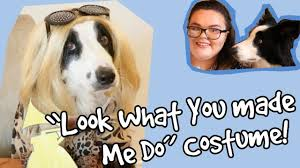 taylor swift halloween look what you made me do taylor swift halloween for dogs