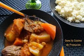 cuisine hiver couscous au boeuf et légumes d hiver dans la cuisine de françoise