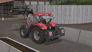 homemade tractor homemade weight 3t fs17 farming simulator 17 mod fs 2017 mod