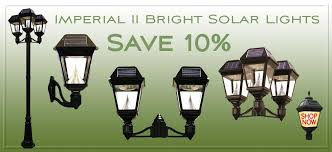 bright light solar solar garden lights solar l posts solar landscape lighting