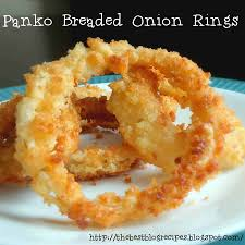 best onion rings images Panko breaded onion rings the best blog recipes jpg