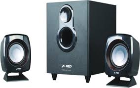 Attractive Computer Speakers Buy F U0026d F203g Portable Laptop Desktop Speaker Online From Flipkart Com