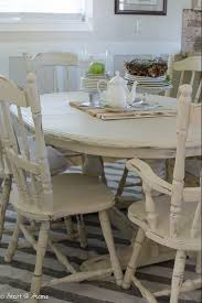 Shabby Chic Kitchen Table by 73 Best Kitchen Tables U0026 Dining Chairs Images On Pinterest