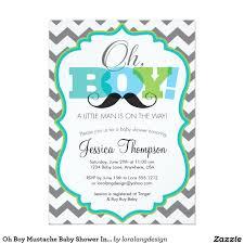 baby boy shower invites custom baby shower invite baby boy shower invitation make your