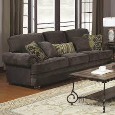 amazon com coaster colton sofa smokey grey kitchen u0026 dining