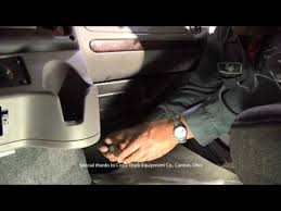 how to heavy duty cabin air filter installation 2006