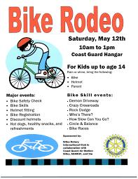 national bike to day sitka bike rodeo put spotlight on