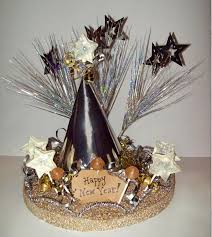 Happy New Year Table Decoration by New Year Table Center Piece Photograph Picture Of New Year