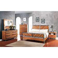 legends furniture steampunk collection queen bedroom group del