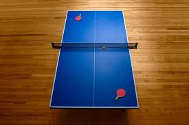 how big is a ping pong table plans for building your own table tennis or ping pong table