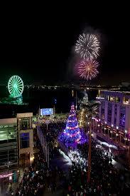 national tree lighting ceremony christmas tree lighting ceremony at national harbor just outside