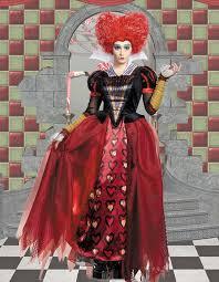 queen hearts costumes size child queen heart
