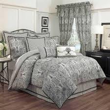 waverly blue paisley bedding u2013 home blog gallery