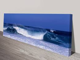 surfing oceans and seascape canvas wall art prints buy surf artwork waves panoramic