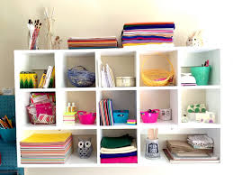 craft room organization and storage cubby shelves pegboard and more