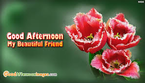 afternoon wishes for gf afternoon my beautiful friend