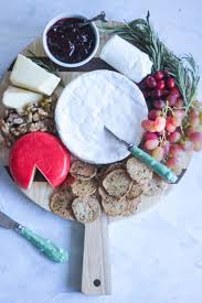 recipe taste of well being small gathering holiday cheese board