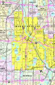 Light Rail Map Minneapolis Guide To Minneapolis Minnesota