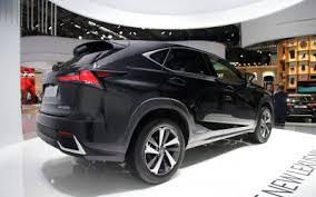 photo gallery updated 2018 lexus nx 300h at frankfurt motor show