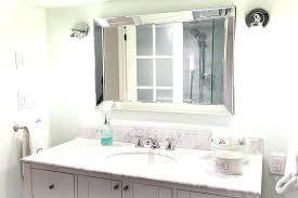 Bathroom Mirror Decorating Ideas Pretty Bathroom Mirrors Akapello
