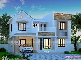 houseplans 120 187 1644 square feet 4 bedroom modern house plan kerala home design