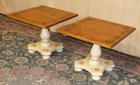 ethan allen end tables ethan allen side table bonners furniture