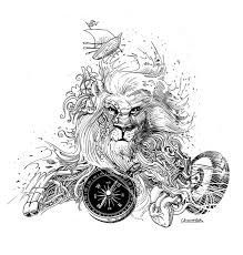 tattoo ideas lion danielhuscroft com