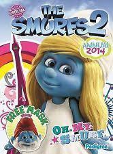 smurfs book ebay