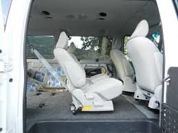 Toyota Sienna Captains Chairs Fs 2011 Toyota Sienna 2nd Row Captains Chairs In Grey Cloth