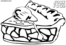 100 ideas food coloring pages to print on emergingartspdx com