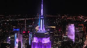 empire state building lights tonight grateful dead empire state building light show official youtube