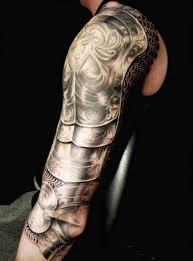 15 amazing armor of god tattoo designs